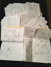 25 asst. TRI-CHEM iron on transfers,1990's  (full size+ instructions) ++ALL NEW+