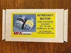 MFA RE-540/1 3 -Pole DC Motor Inc Mount (457RE540/1)
