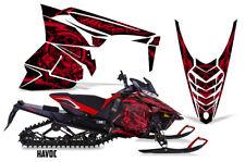 Yamaha SR Viper RTX STX MTX Decal Wrap Graphic Kit Sled Snowmobile 14-16 HAVOC R