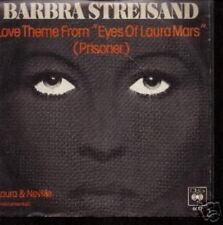 BARBRA STREISAND 45 TOURS HOLLANDE PRISONER