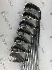 Callaway RAZR X Irons Mens Right Hand 5 - PW + 54 Deg Wedge Uniflex Steel Shaft
