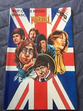 THE BEST OF THE BRITISH INVASION COMIC #1