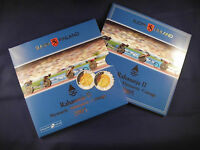 KMS Finnland 2005 1 Cent-2 Euro+ 5 Euro Kursmünzensatz 9 Münzen Sammlung