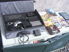 ZX SPECTRUM PLUS & ZX81 COMPUTERS POWER POINTS CASE & GAMES