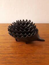 6 vintage stacking metal hedgehogs.Walter Bosse style.