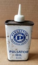 Vintage Perfection Sales Corporation Pulsator Oil Can