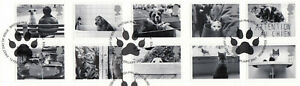 (89085) GB Used Cats & Dogs 2001 ON PIECE