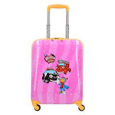Travelite Helden der Stadt 4w Trolley s 71687 17 In Pink
