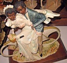 """A. Belcari DEAR Sculpture """"Just Married"""""""