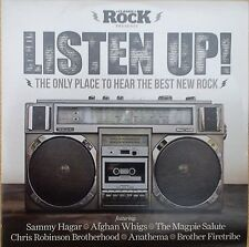 Classic Rock Magazine Listen Up! CD (CD 2017) From Issue 237 15 Rock Tracks