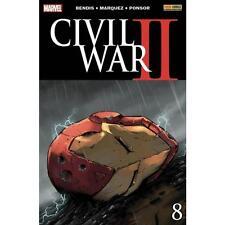 CIVIL WAR II 8 - MARVEL MINISERIE 183 - PANINI COMICS - NUOVO