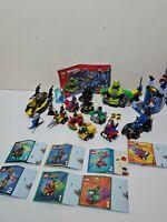 LEGO DC & Marvel Universe Superhero Villain Batman Superman Spiderman Hulk