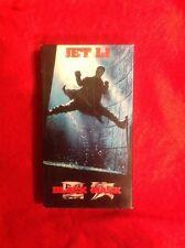 Black Mask , 1999 VHS Jet Li Daniel Lee Martial Arts Action R Thriller