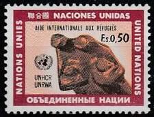 Nations Unies - Geneve postfris 1971 MNH 16 - Vluchtelingen Hulp