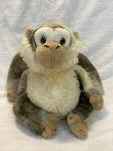 Keel Simply Soft Collection monkey soft toy 25cm sitting - great condition