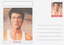 CINDERELLA - 6394 - BRUCE LEE  featured on fantasy Postal Stationery card
