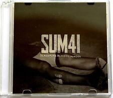 SUM 41 Screaming Bloody Murder Rare 2011 Japan DJ CD Single