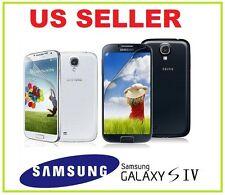 ULTRA CLEAR Samsung Galaxy S IV S4 i9500 LCD Screen Protector Guard Shield Film