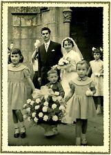 Album de photos anciennes mariage breton à Carhaix photographe F Le Maigre