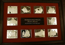 Norman Rockwell's Fondest Memories Sterling Silver Proof Ingots Franklin Mint