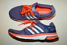 Adidas Boost Adistar Men's Trainers Navy Synthetic Continental Sole Torsion 6 UK