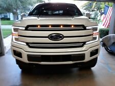 2018 -19 F150 Raptor Style Grille light  -XL-XLT-Lariat ONLY