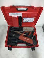 Hilti Dx-5 Powder Actuated Nail Stud Tool Concrete Nailer Gun