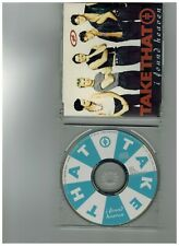 Take That - I Found Heaven - cd single - 4 tracks - 1992