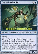 4x Faerie Mechanist (Feen-Mechaniker) Modern Masters Magic
