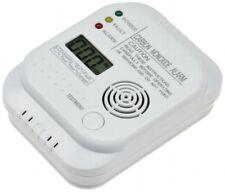 2x CO Melder Alarm Kohlenmonoxid Gasmelder Gaswarner Rauchmelder CO2 Melder