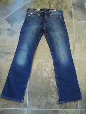Women's Gap 1969 Perfect Boot Jeans 28s