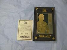 1995 Press Pass 24K Gold Series Card Jeff Gordon