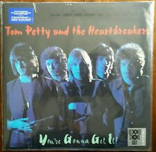 Tom Petty & The Heartbreakers~You're Gonna Get It~Factory Sealed  2011 RSD Blue
