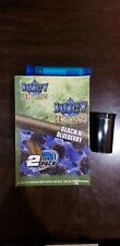 Juicy Jay Hemp Wrap BLUEBERRY Full Box (Free torpedo tube & pop top container)