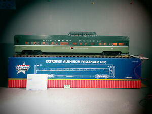 "USA Trains Extruded Aluminum Passenger Car R31087 NP ""NORTHCOAST LTD"" VISTA DOME"