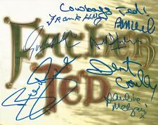 Father Ted Multi-Signed 10x8 Photo AFTAL *SIGNED BY 7*