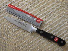 "Wusthof classic paring knife new PEtec edge   #4066/9cm 3.5"" solingen germany"