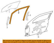 68151-30190 Toyota Run, front door glass, lh 6815130190
