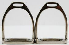 Pair of Silver Horse Stirrups