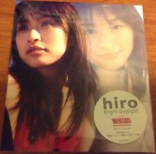 Hiro Bright Daylight TFCC-87050 Japan CD Single