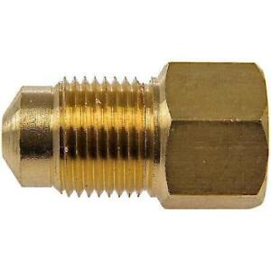 Master Cylinder Bubble Flare M12-1.0 x 3/8-24 Inverted Brake Adapter Fitting