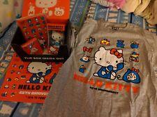 Sanrio X Loot Crate Hello Kitty 45th Anniverary Unisex (S) Shirt, Lot