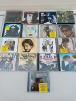 LOT of Bob Dylan CDs - ALL VG Condition + Rare Titles!
