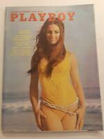 Vintage Playboy magazine July 1971 centerfold intact Heather Van Every
