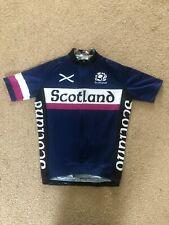 Team Scotland Cycling Jersey Size Small