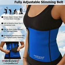 Waist Slimming Belt Trainer Tummy Cincher Corset Trimmer Support Brace Shapewear