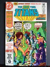 1982 New TEEN TITANS #16 NM 9.6 1st Appearance Captain Carrot Near Mint DC Comic