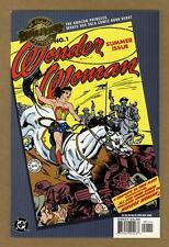 Millennium Edition Wonder Woman 1942 Series #1 VF 8.0 2000