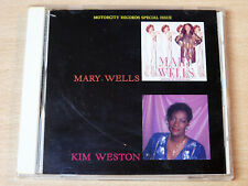 Mary Wells/Kim Weston/Keeping My Mind On Love/Investigate/1991 CD Album/2 In1
