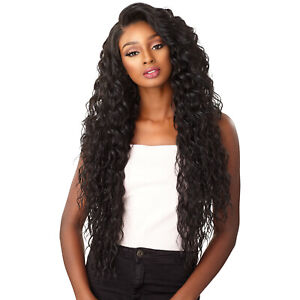 SENSATIONNEL SYNTHETIC CLOUD 9 13X6 SWISS LACE FRONT WIG - REYNA